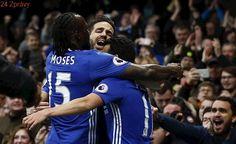 Chelsea dál kráčí za anglickým titulem, doma vyhrála už podesáté v řadě