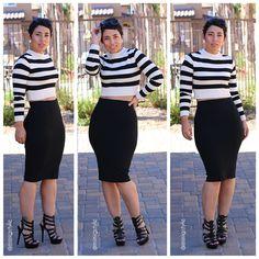 mimi g style black dress plus