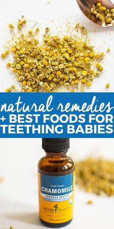 Teething is one of the most heart-wrenching milestones for babies. Here are 5 Baby Teething Natural Remedies and Best Foods for Teething Babies. Baby Teething Remedies, Natural Teething Remedies, Teething Babies, Natural Remedies, Natural Treatments, Health And Fitness Tips, Health And Wellness, Holistic Nutrition, Wellness Tips