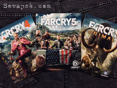 Really satisfied with the last two Far Cry's games, and this one won't fail me either 😻 #sewaps4.com #sewaps3 #sewaps4 #rentalps3 #rentalps4 #ps4harian #ps3harian #sewaps4jakarta #sewaps4tangerang #ps4photography #ps4games #farcry5 . Book now : 081906060620