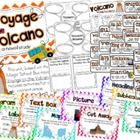 This novel study, focused on the Magic School Bus book Voyage to the Volcano, includes activities for all subject areas. Activities included in the...