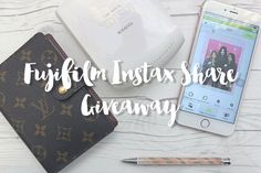 Finally, the moment that you all have been waiting for is here – the Fujifilm Instax Share Giveaway! *Insert Applause Here* Yep, I know … it's been a long time coming and I swear I would have launc… Instax Share, Fujifilm Instax, Giveaways, Waiting, Projects To Try, Gadgets, Monogram, Thoughts, Amazing