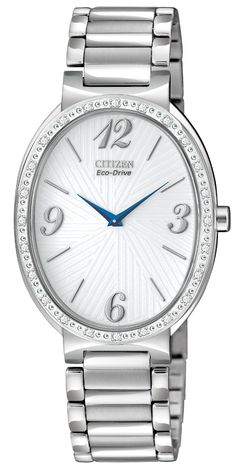 (Citizen Women's EX1220-59A Eco-Drive Allura Diamond Accented Watch) the related yin yang personality/color/style systems have similar jewelry recommendations. several authors recommend for #winter/ #type4 = oval, polished silver, large size, stillness, faceted stones with sparkle.
