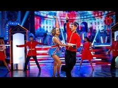 Caroline Flack & Pasha Kovalev Jive to 'Crocodile Rock' - Strictly Come Dancing: 2014 - BBC One - YouTube