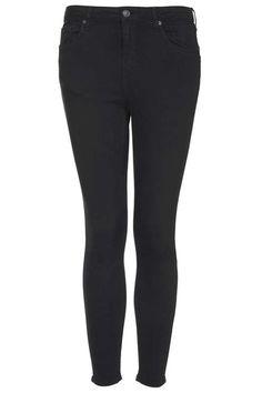 PETITE MOTO Black Jamie Jeans