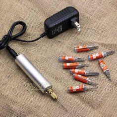 Mini-Micro-Small-Electric-Aluminum-Hand-Drill-PCB-80-Twist-Drill-Bits-0-8-1-5mm