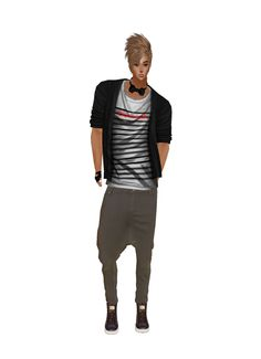 IMVU, the interactive, avatar-based social platform that empowers an emotional chat and self-expression experience with millions of users around the world. Social Platform, Virtual World, Imvu, Avatar, Join, Mens Tops
