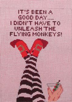Good Day - No Monkeys S-386