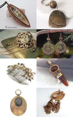 Jewelry as an art form... by Linda on Etsy--Pinned with TreasuryPin.com