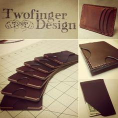 Beautiful handmade wallets