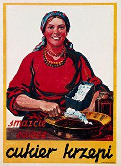 Historia reklamy w zbiorach Duke University Libraries Old Commercials, Duke University, Copywriter, Shades Of Yellow, Vintage Advertisements, Poland, Retro, Movie Posters, Art