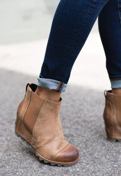 a16ff0f978b Shoes - Modest Fall fashion arrivals. New Looks and Trends. Sorel Wedge  Boots