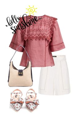 """""""bag"""" by masayuki4499 ❤ liked on Polyvore featuring Isabel Marant, Hermès and Rochas"""
