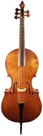 Basse de violon - G. Sambot Luthier