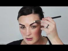 Great how-to for eyebrows. Even includes tutorial for drawing new brows if you have alopecia or lost them to cancer.
