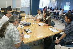 Mesa de trabajo 2. Seminario: Visiones sobre Mediación Tecnológica en Educación. Segunda Sesión, 7 de abril de 2014.