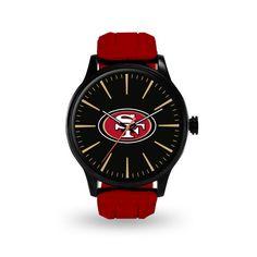 15dd2b58ebd Sparo San Francisco 49ers Cheer Fashion Watch