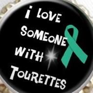 And i am DAMN proud of him. Watching what he goes through each and every day makes my love grow fonder.. Tourette Syndrome