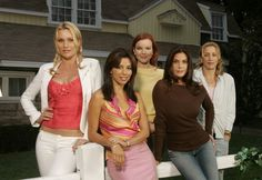 desperate-housewives TV Show