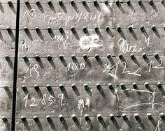 Sem Título 1951 | Geraldo de Barros matriz-negativo