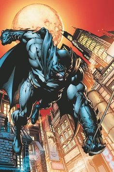 Batman ~ David Finch