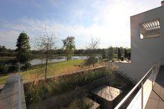 Prachtige moderne villatuin - Esselink Hoveniers