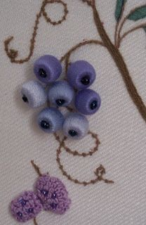 Tricks to making blueberries! Or cherries.