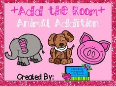 A math version of write the room! This product will help students practice their addition facts 0-10. Each card can be posted in the classroom, and students can walk around with their recording sheet to solve! This product includes two levels of addition cards- one with just the equation, and one with both the equation and visuals!