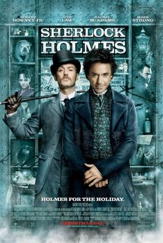 Sherlock Holmes -- Revealing fighting skills as lethal as his legendary intellect, Holmes will battle as never before to bring down a new nemesis and unravel a deadly plot that could destroy the country.
