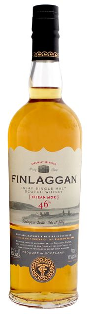 Finlaggan Eilean Mor single malt Scotch whisky