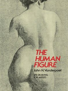 The Human Figure by John H. Vanderpoel  This classic treatment by a master teacher offers clear, detailed instruction on drawing the human figure. More than 430 pencil and charcoal illustrations depict eyes, arms, feet, and other fundamental features. Topics include shading, curvature, proportion, foreshortening, muscular tension, and major and minor differences in the structure and representation of male and female anatomy.