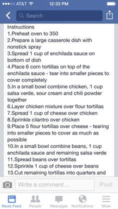 Mexican Enchilada pt 2