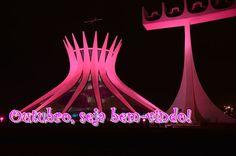 Brasília My City: Outubro, seja bem-vindo!
