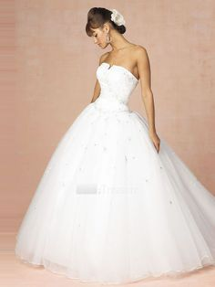Google Image Result for http://www.sino-treasure.com/pri/o/201011/White-Princess-Strapless-V-neck-Embroidery-Beading-Satin-Organza-Court-Train-Wedding-Dress-Bridal-Gown-71-107.jpg