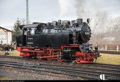 RailPictures.Net Photo: 99 6001 Harzer Schmalspurbahnen 99 at Gernrode, Germany by Georg Trüb