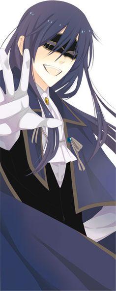 Kagerou - Inu x Boku SS c: aka my all time favorite character.