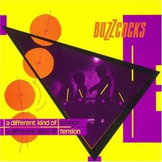 Buzzcocks record cover