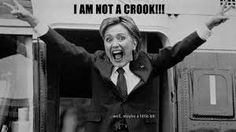 """The Wattree Chronicle: HILLARY CLINTON: """"I'M NOT A CROOK!!!"""" YEAH, BUT YOU'RE STILL A LIABILITY"""