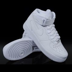 detailed look 2941e 56451 SEARCHING FOR NIKE AIR FORCE ONE ISO ISO white Nike high top Air Force ones  in