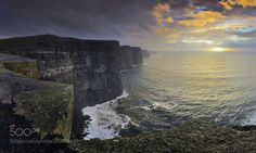 Cliffs of Moher (wim denijs / Lommel / Belgium) #Canon EOS 6D #landscape #photo #nature