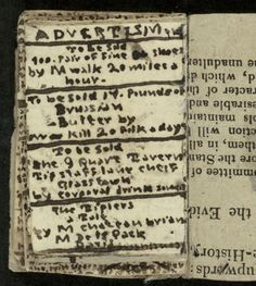 The Bronte sisters, and their brother, made tiny handmade books when they were kids. Brontë juvenilia in Houghton Library at Harvard | Harvard Magazine Jan-Feb 2012 from http://harvardmagazine.com/2012/01/tiny-brontes#article-images