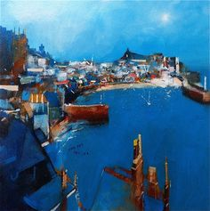 This beautiful painting is from the Art of Glyn Macey.