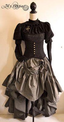 Lady Holmes Steampunk My Oppa