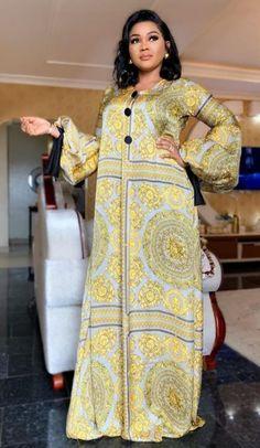 Mimi Kaftan restocked 💥 Last chance to own one African Fashion Ankara, Latest African Fashion Dresses, African Print Fashion, African Print Dresses, African Dresses For Women, African Attire, Abaya Fashion, Fashion Outfits, African Blouses