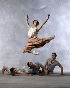 Misty Copeland - first African American female soloist for American Ballet Theatre