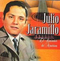 Julio Jaramillo, famous and still popular Ecuadorian singer, born in Guayaquil. He died in 1978 at the age of Beautiful voice. Equador, Karaoke Songs, Beautiful Voice, My Images, My Music, The Voice, Lyrics, Singer, Youtube