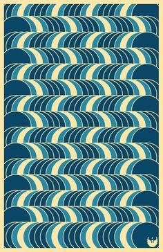 Barrels Pattern by Jon Hernandez