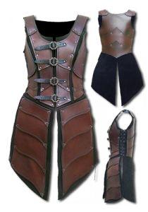 Armor for Zosia. (Larp Frauenr)