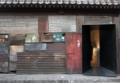 """""""Micro-Hutong"""" building experiment by Standard Architecture. Photo © Costas Voyatzis."""