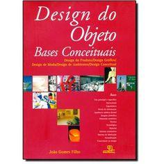 Design do Objeto: Bases Conceituais